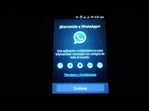 Whatsapp+ Plus y Plus CRACK Android. Última versión.