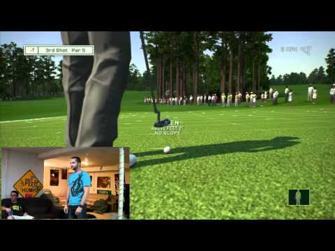 Drink Along with Dan and John - Kinect Tiger Woods PGA Tour 13