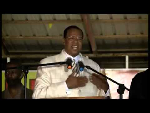 EBOLA: Minister Louis Farrakhan Claims Vaccines Responsible