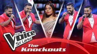 Ravin Rathnasiri | Liyathambara The Knockouts | The Voice Sri Lanka