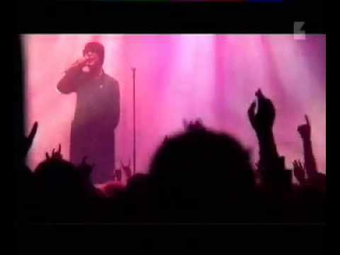 HIM - Live @ OAKA Sports Hall, Athens, Greece - 08.12.2001