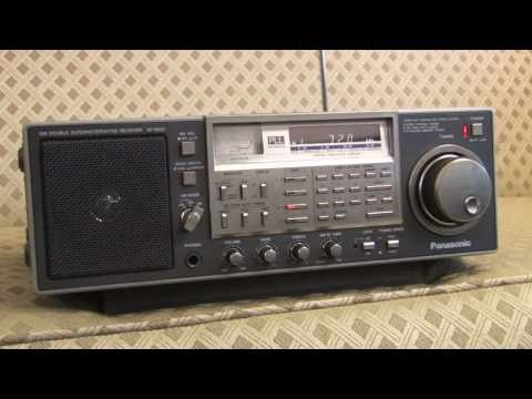 Panasonic Shortwave radio RF B600
