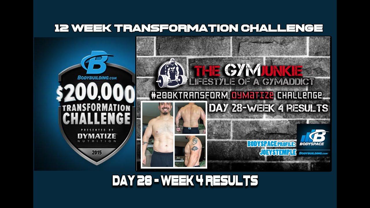 12 week challenge photos Battle Royale Week 7 Challenge - Resolved - Forums