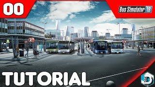 Bus Simulator 18 (Beta) - TUTORIAL | Gameplay Español