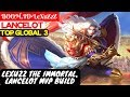 Lexuzz The immortal, Lancelot MVP Build [Top Global 3 Lancelot]   BOOM.ID•LeXuZzZ Lancelot