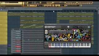 Making Indian Hip Hop Song On Fl Studio ( + Free VST Plugins For Download )