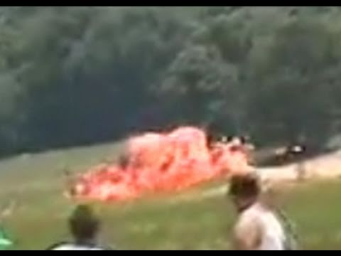 F-22 Raptor Crash