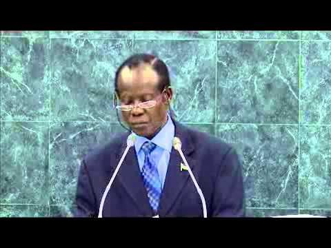 UN GA Africa