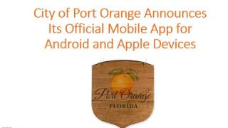 How to Download Port Orange Mobile App on Android