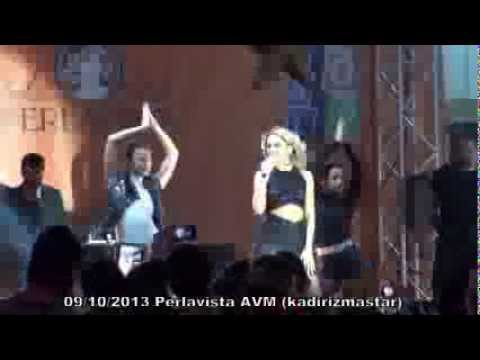 Perlavista AVM de HADİSE Konserinden Bir Kesit (09.10.2013 Ç...