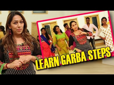 Learn Easy Garba Dance Steps With Phulwa Khamkar | Navratri Special | Marathi Entertainment