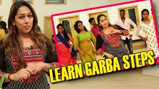 download lagu Learn Easy Garba Dance Steps With Phulwa Khamkar  gratis