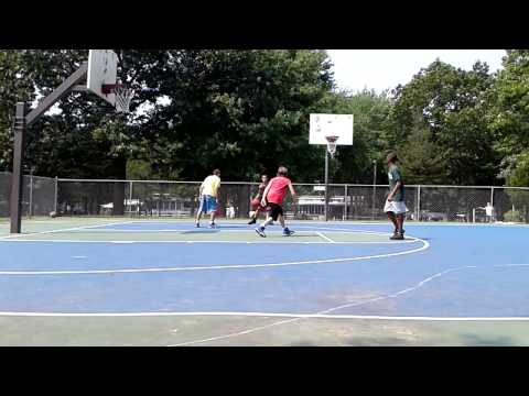 Pickup Basketball(Preston,CT)