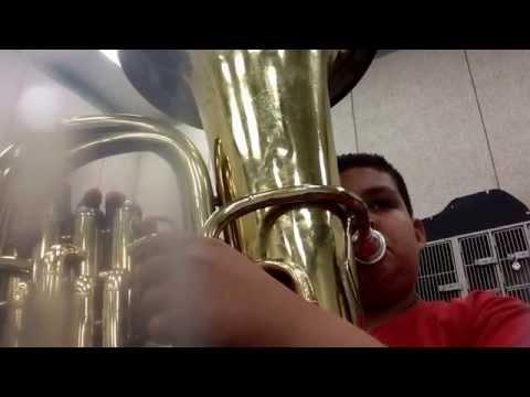 """FURIOSO"" Honor Band  Raymond Cree Middle School"