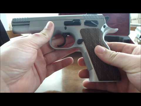 Tanfoglio EAA Witness Elite Stock Review / Opinions 10MM