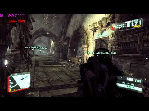 Crysis 3 Beta na HD 6850