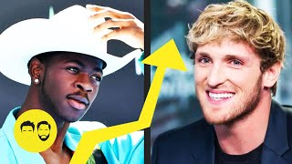 The Power of Lil Nas X and Logan Paul