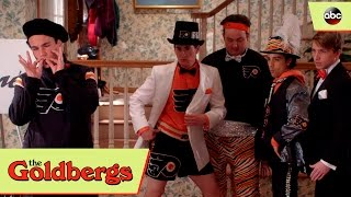 Barry's Fashion Show with the JTP - The Goldbergs 4x18