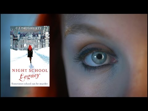 Night School: Legacy book trailer