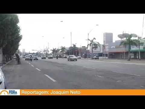 Avenida Presidente Dutra tem novo radar de velocidade