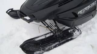 2012 Arctic Cat Wildcat 1000 Test