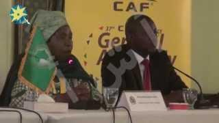 بالفيديو : نكوسازانا دلامينى زوما رئيسة مفوضية الاتحاد الأفريقى