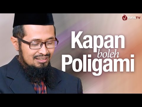 Bincang Santai: Kapan Boleh Poligami? Ustadz Dr. Muhammad Arifin Badri, MA.