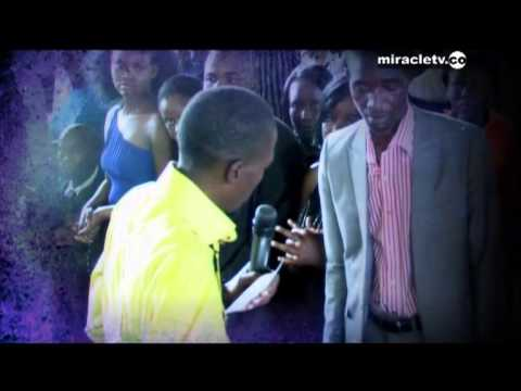 Prophet Uebert Angel - Woman Healed of Blood Issue