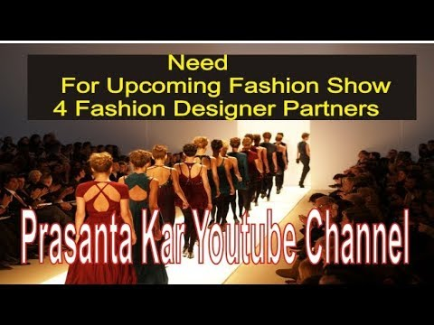 Urgent needed 4 fshion designer or fashion designing students partner for Upcoming fashion show 1