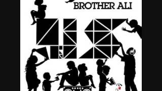 Watch Brother Ali Brothers And Sisters video