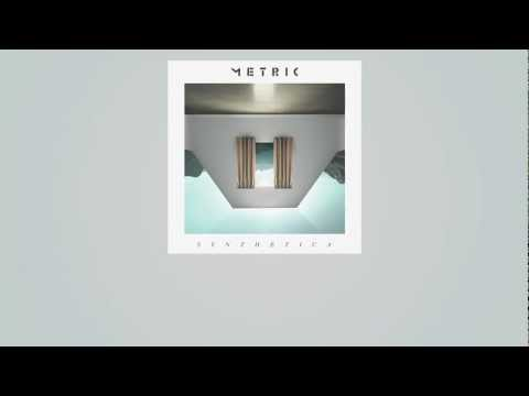 METRIC - Breathing Underwater (Official Lyric Video)