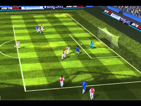 FIFA 13 iPhone/iPad - Chelsea vs. Ajax