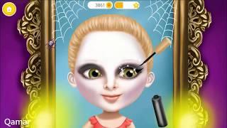 Game Girl Halloween Top 2018