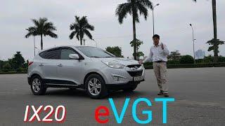 Hyundai Tucson 2.0 eVGT 2009 6AT 2WD   xe 5 chỗ máy dầu đời cao (540tr)
