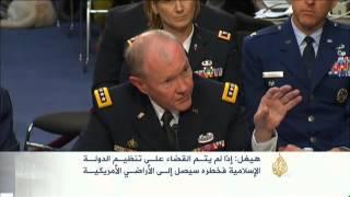 هيغل يدعو للإسراع بالقضاء على تنظيم الدولة