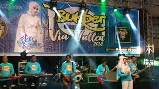 Via Vallen - Deen Assalam (Bukber With Via Vallen 2018)