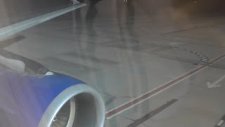 Thomas Cook Airbus A321-211 night takeoff from Fuerteventura | Great, powerful CFM sound!