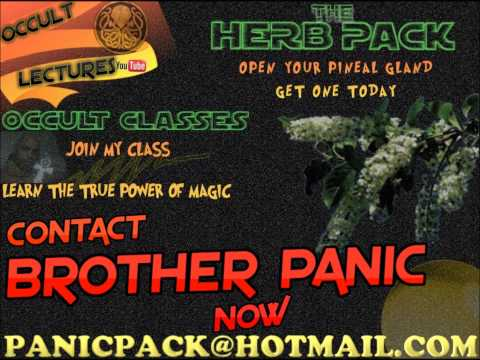 Brother Panic: Esoteric Converstations Occult Q&A 2011 Part 2