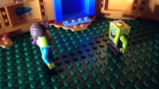 The Lego Spongebob Show (Season 2) Episode 23 The Hunt