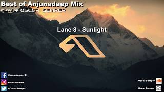 Best of Anjunadeep Mix Lane 8 Yotto Luttrell