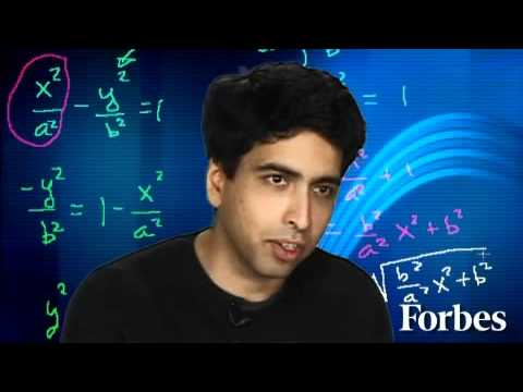 Forbes  Names You Need To Know:  Khan Academy
