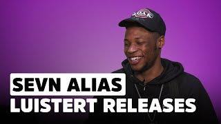 Sevn Alias: ''Ik heb ooit seks gehad met een fan.''   Release Reacties