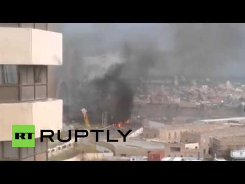 Libya: Islamic State attack luxury Tripoli Hotel, at least 3 dead