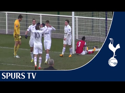 Tottenham Hotspur U-21 4-2 Arsenal U-21 | Highlights
