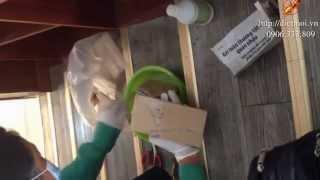 Hướng dẫn cách sử dụng hộp nhữ mối và thuốc pmc 90