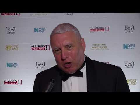 Patrick Recasens, general manager, Pullman Timi Ama Sardegna