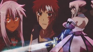 Fate/kaleid liner Prisma Illya 3rei!! ~ AMV ~ I Want To Live