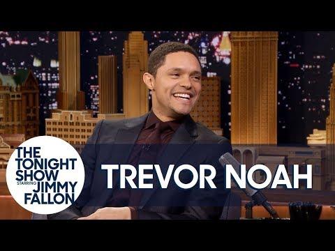 Trevor Noah Turns Donald Trump's Words into a Bad Reggae Song