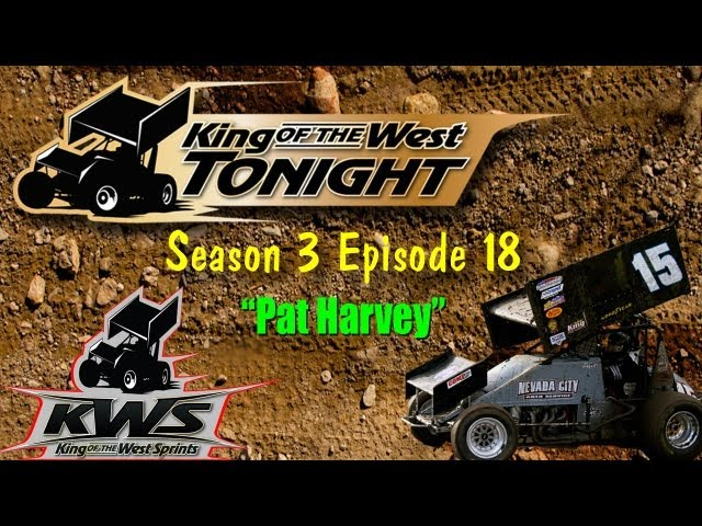"""Pat Harvey"" KWS Tonight S3 E18"