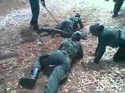 Sri Lanka Female Soldiers Cruel Punishment video